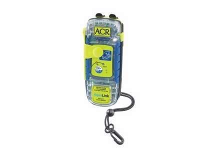 ACR 2882 AquaLink 406 GPS with Strobe Lanyard