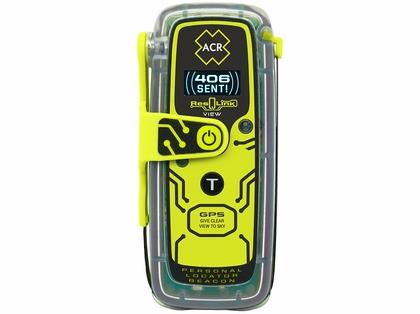 ACR 2922 ResQLink View 425 Personal Locator Beacon w/ Digital Display