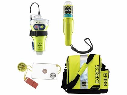 ACR EPIRB Safety Kit #2 - w/ GlobalFix V4 Cat II