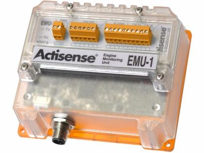 Actisense EMU-1 Analog NMEA2000 Engine Management Unit