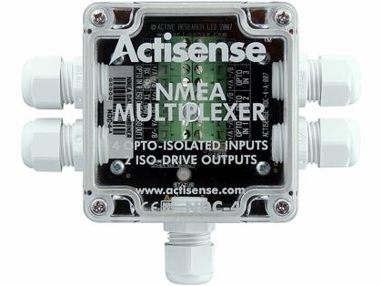 Actisense NDC-4-AIS NMEA AIS Configured Multiplexer