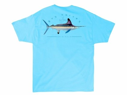 Aftco Guy Harvey Clipper Short Sleeve T-Shirt