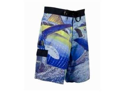 Aftco Guy Harvey Strike Men's Boardshorts - Size 38