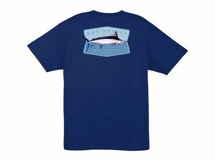 Aftco Guy Harvey Reflecto Short Sleeve T-Shirt