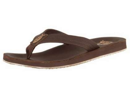 Aftco MS50 Beach Comber Sandal Chocolate - Size 9