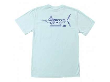 AFTCO MT7111 Bill's Fish Pocket T-Shirt - Medium