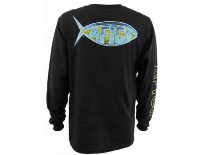 Aftco MT8089 DoLogo LS T-Shirt