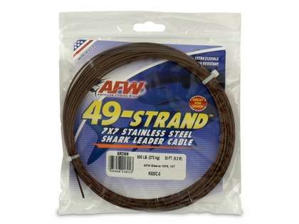 American Fishing Wire 49-Strand K600C-0 Camo