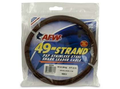 American Fishing Wire 49-Strand K800C-0 Camo