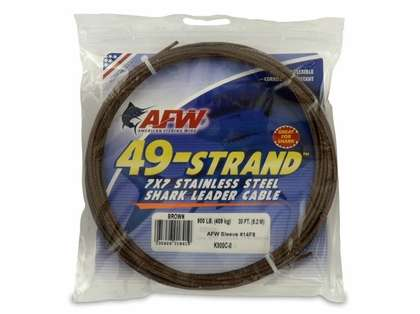 American Fishing Wire 49-Strand K900C-0 Camo