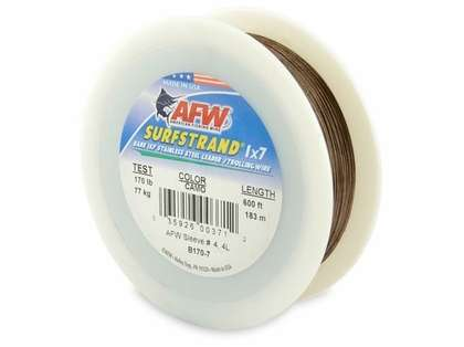 American Fishing Wire B170-7 Surfstrand Camo