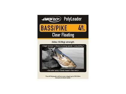 Airflo Bass/Pike PolyLeaders