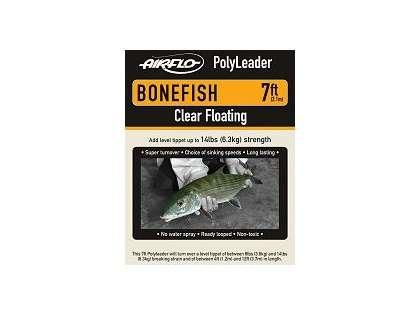Airflo Bonefish Polyleaders