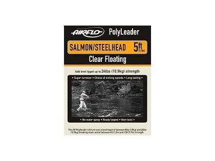 Airflo Salmon/Steelhead PolyLeaders