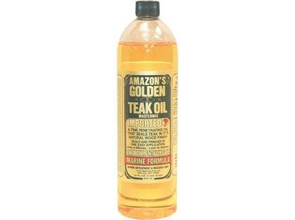 Amazon's Golden Teak Oil - Pint