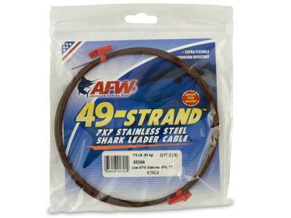 American Fishing Wire - 49-Strand Cable
