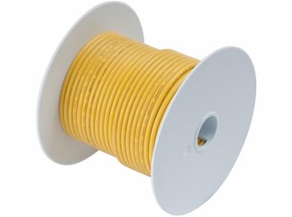 Ancor Marine Grade Products 16 Ga Black Tinned Wire 250/' 102025