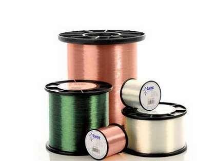 Ande Premium Mono 2 Lb. Spool 12 Lb. Test Pink