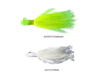 Andrus Bucktail Jetty Caster Lures