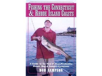 Anglers Books Fishing Connecticut & Rhode Islands Coasts