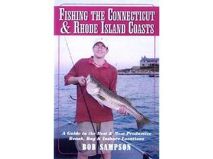 Anglers Books Fishing Connecticut & Rhode Island Coasts