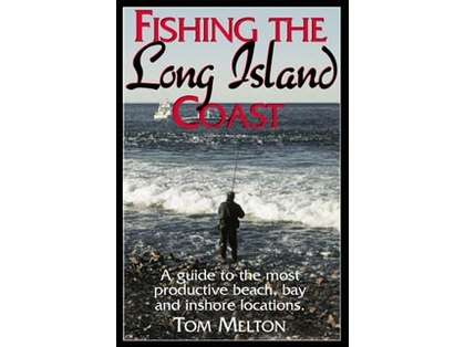 Anglers Books Fishing The Long Island Coast