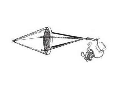 Anglers Choice BSAT-060 Drift Anchor 28-34'