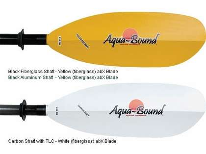 Aqua-Bound Sting Ray Kayak Paddle