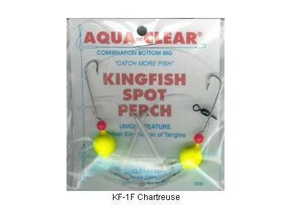 Aqua-Clear Kingfish Spot Perch Rigs