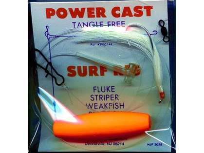 Aqua-Clear SR-1EW Power Cast Surf Rig