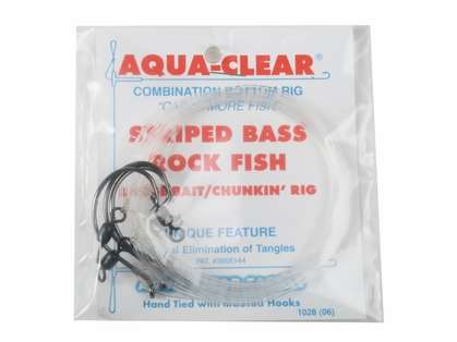 Aqua-Clear ST-8-3 Striped Bass Rig