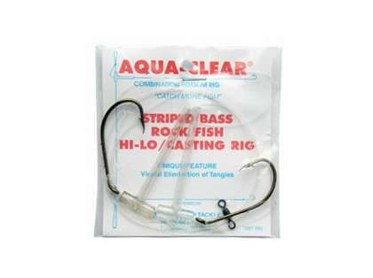 Aqua-Clear ST-8 Striped Bass High/Low Casting Rig
