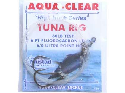 Aqua-Clear TN-6 Tuna Rig