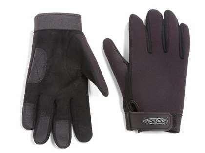 AquaSkinz Black Thunder Gloves