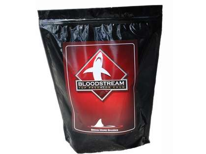 Aquatic Nutrition Blood Stream Top Predator Chum Bag 10lb