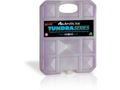 Arctic Ice 2.5lb Tundra Series Reusable High Performance Ice
