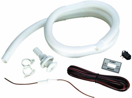 Attwood 4116-5 Bilge Pump Installation Kit