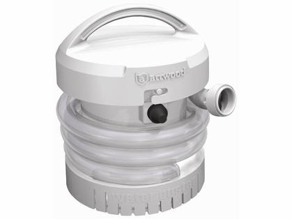 Attwood 4140-4 WaterBuster Portable Pump