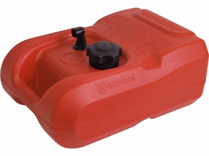 Attwood 8803LP2 3 Gallon Fuel Tank