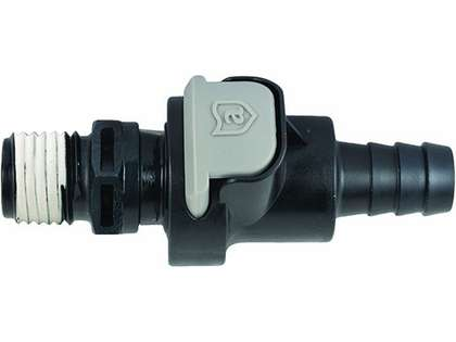 Attwood 8838US6 Universal Sprayless Connector