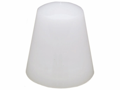 Attwood 91017B7 Frosted Replacement Globe For All-Round Lights