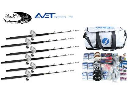 Avet/Blackfin White Marlin Packages