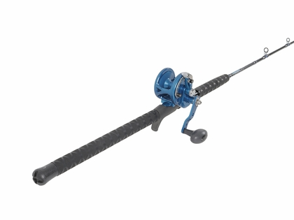 Avet G2 JX Blue / TackleDirect TDSCJ66H Conventional Jigging Combo