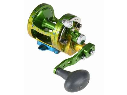 Avet HX 5/2 MC Raptor Two-Speed Lever Drag Casting Reel Dorado