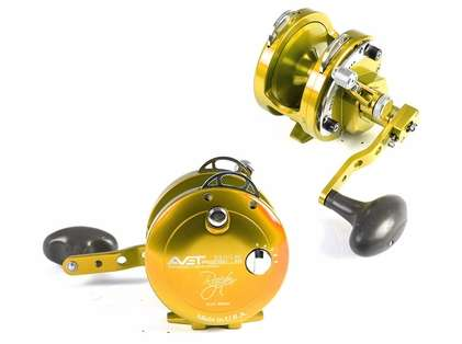Avet HXJ 5/2 MC Raptor Two-Speed Lever Drag Casting Reels