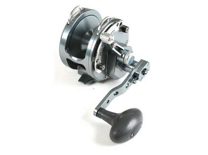 Avet HXJ 5/2 MC Two Speed Lever Drag Casting Reel Gunmetal