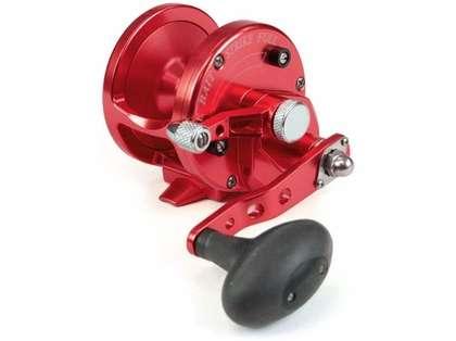 Avet JX 6.0 Single Speed Lever Drag Casting Reel Red