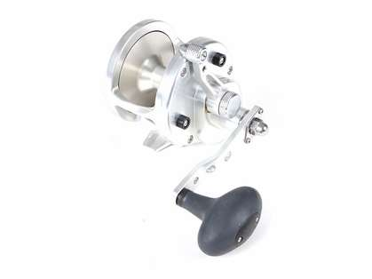 Avet JX 60 Single Speed Sailfish Cam Reel - Silver