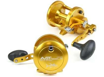 Avet LX 2-Speed Lever Drag Casting Reels