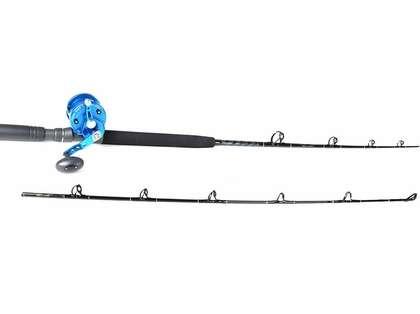 Avet LX 6.0 SF Cam/Crowder ESU6630S Sailfish Combo - Blue Reel